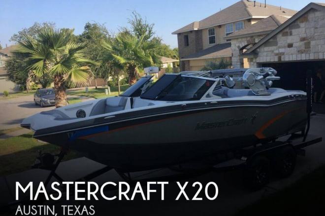 2016 Mastercraft X20 - For Sale at Austin, TX 78735 - ID 149128