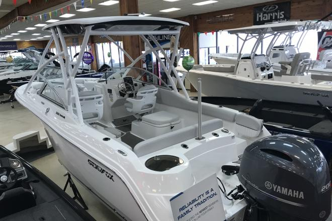 2019 Sea Fox 226 Traveler - For Sale at Brighton, MI 48114 - ID 158763