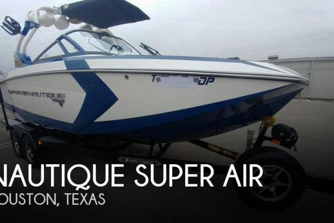 2016 Nautique Super Air G23 - For Sale at Houston, TX 77001 - ID 158585