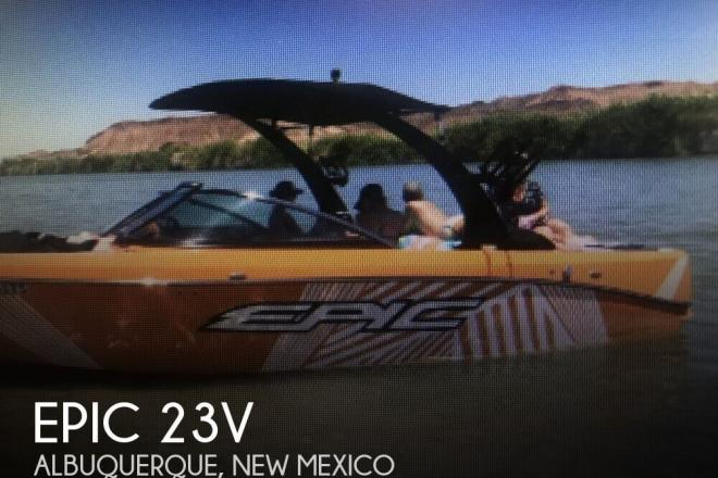 2015 Epic 23V - For Sale at Albuquerque, NM 87123 - ID 158418