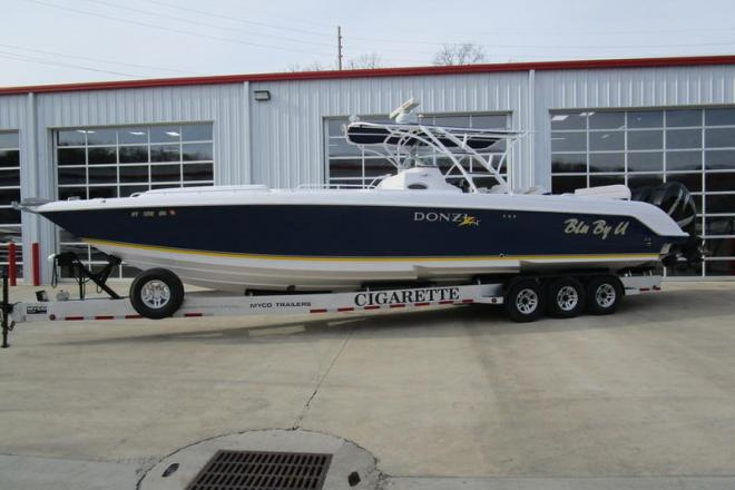 2008 Donzi 38ZXF - For Sale at Osage Beach, MO 65065 - ID 158856