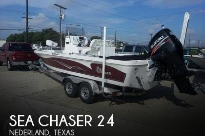 2012 Sea Chaser Bayrunner 250LX - For Sale at Nederland, TX 77627 - ID 158882