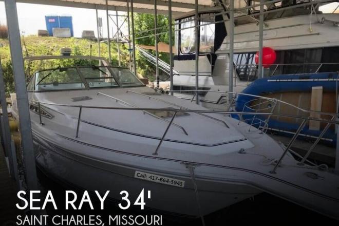 1990 Sea Ray 310 Sundancer - For Sale at Saint Charles, MO 63301 - ID 158591