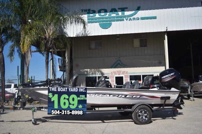 2019 Tracker Pro Team 175 TXW TE, 75 ELPT - For Sale at Marrero, LA 70072 - ID 155281