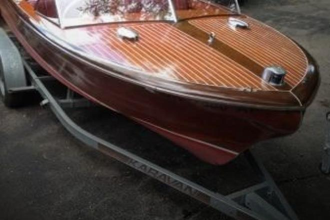 1955 Chris Craft Holiday 20 - For Sale at Green Bay, WI 54301 - ID 158951