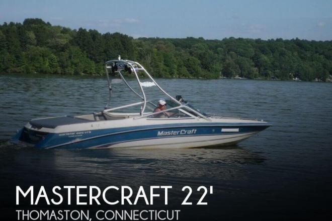 1994 Mastercraft Maristar VRS 225 - For Sale at Thomaston, CT 6787 - ID 65300