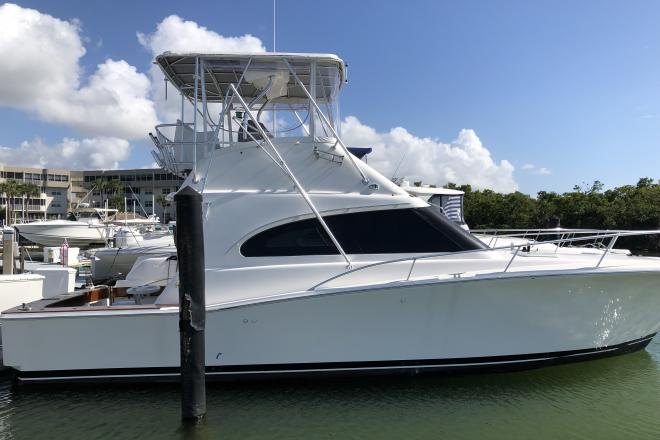 2002 Luhrs 400 - For Sale at Naples, FL 34101 - ID 158991