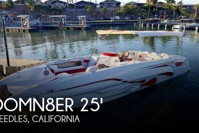 2007 Other 25 Deck Boat - For Sale at Needles, CA 92363 - ID 158901