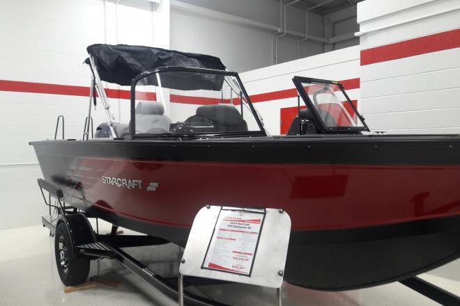 2019 Starcraft Fishmaster 196 DC - For Sale at Brighton, MI 48114 - ID 154742