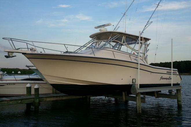 2007 Grady White 330 Express - For Sale at Queenstown, MD 21658 - ID 159210