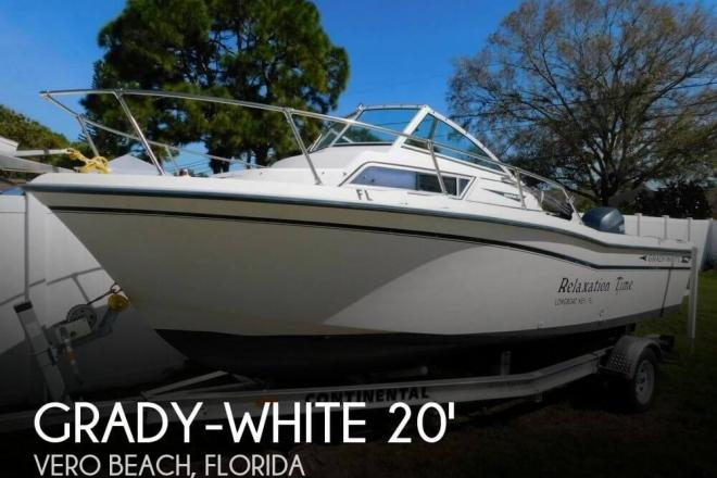 1995 Grady White Adventure 208 - For Sale at Sarasota, FL 34233 - ID 158850