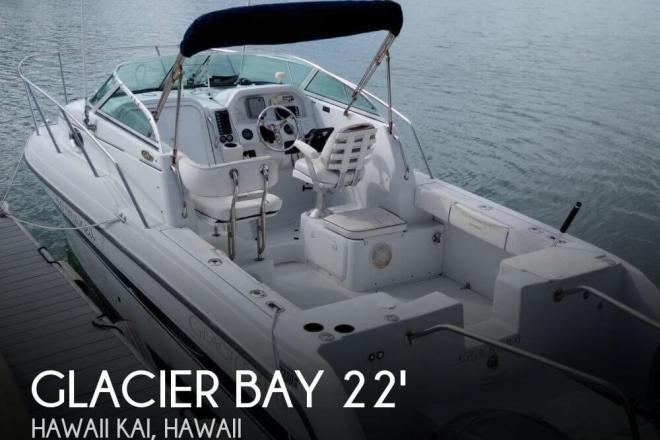 2008 Glacier Bay 2270 Isle Runner Walkaround - For Sale at Honolulu, HI 96825 - ID 113297