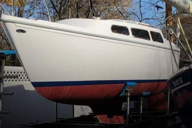 1976 Catalina 27 - For Sale at Columbia, MO 65201 - ID 159291