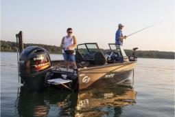 2019 G3 Boats Angler V18 SF
