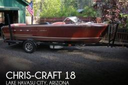 1956 Chris Craft Continental 18