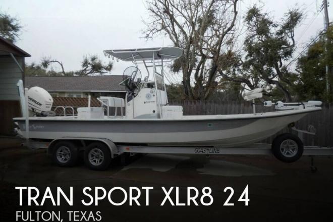 2013 Tran Sport 2480 XLR8 - For Sale at Fulton, TX 78358 - ID 158891