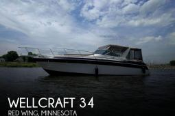 1989 Wellcraft 3400 Gran Sport