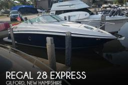 2016 Regal 28 Express