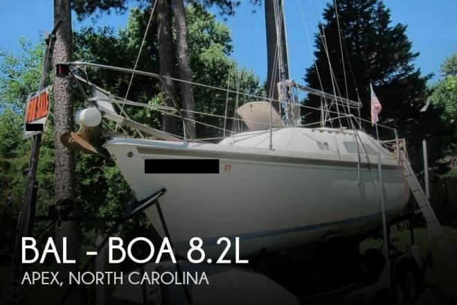 1977 Balboa 8.2L - For Sale at Apex, NC 27502 - ID 125127