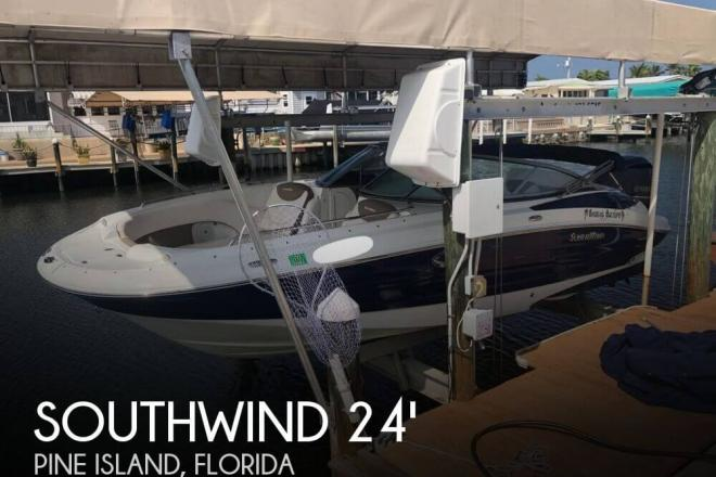 2014 Southwind 2400 Sport Deck - For Sale at Saint James City, FL 33956 - ID 159443