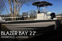 2013 Blazer Bay 2220 Fisherman
