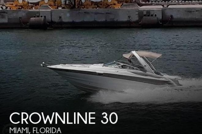2005 Crownline 320 LS - For Sale at Miami, FL 33177 - ID 159542