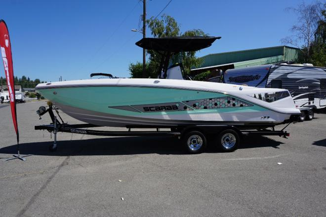 2018 Scarab 255 ID Open - For Sale at Spokane Valley, WA 99216 - ID 159603