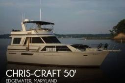 1985 Chris Craft 50 CONSTELLATION