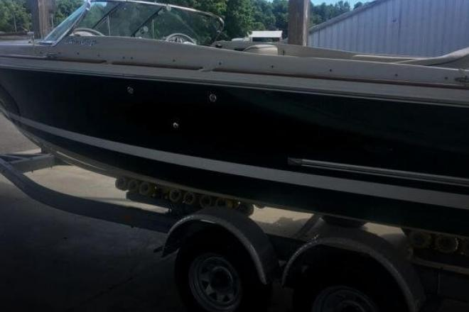 2003 Chris Craft Corsair 25 - For Sale at Henderson, NY 13650 - ID 159628