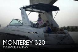 2011 Monterey 320 SY