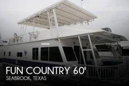 2007 Fun Country Eagle 60 x 18
