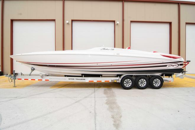 2019 Baja 36 Outlaw - For Sale at Lake Ozark, MO 65049 - ID 155916