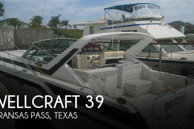 1987 Wellcraft 43 Portofino - For Sale at Aransas Pass, TX 78335 - ID 159813