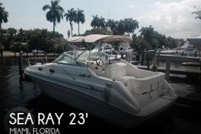 1999 Sea Ray 240 Sundancer - For Sale at Miami, FL 33138 - ID 159299