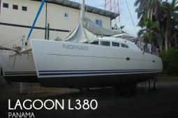 2000 Lagoon L380
