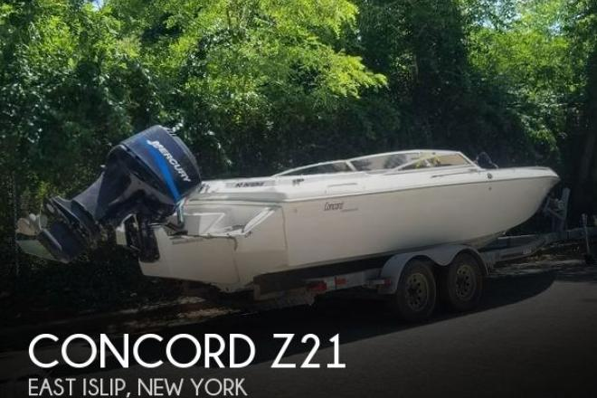 1990 Concord Z21 - For Sale at East Islip, NY 11730 - ID 148514