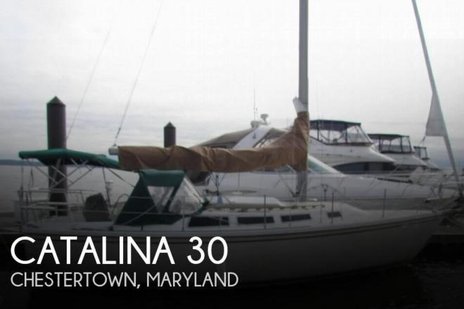 1983 Catalina 30 - For Sale at Chestertown, MD 21620 - ID 131850