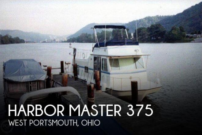 1987 Harbor Master 375 - For Sale at West Portsmouth, OH 45663 - ID 95071
