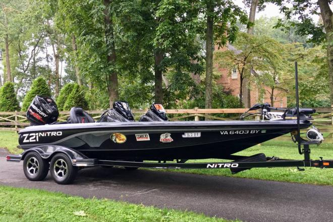 2016 Nitro Z-21DC - For Sale at Louisa, VA 23093 - ID 160195