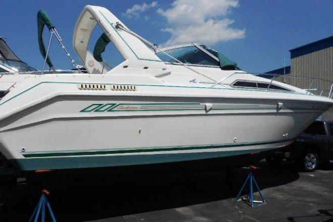 1992 Sea Ray 300DA - For Sale at Marblehead, OH 43440 - ID 103857
