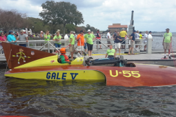 2013 Custom Built Gale V Hydroplane