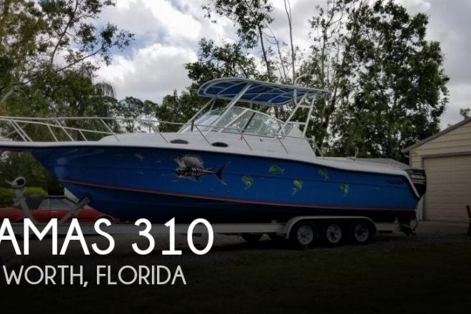 1993 Stamas 310 Express - For Sale at Lake Worth, FL 33449 - ID 160202