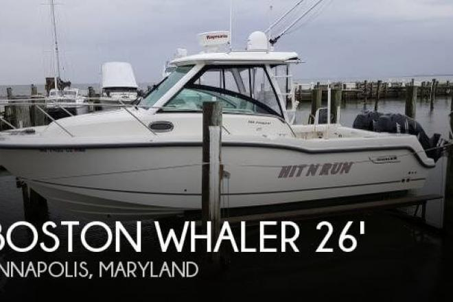 2014 Boston Whaler 285 Conquest - For Sale at Annapolis, MD 21403 - ID 160698