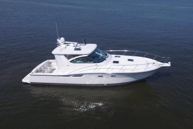 2007 Tiara 4200 Open - For Sale at St Petersburg, FL 33730 - ID 152434