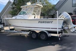 2012 Pursuit 2550 WA