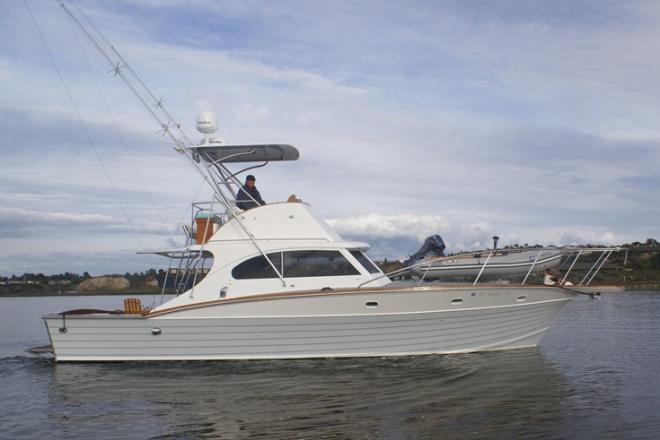 1961 Breuil 36 SportFish - For Sale at Newport Beach, CA 92657 - ID 160810