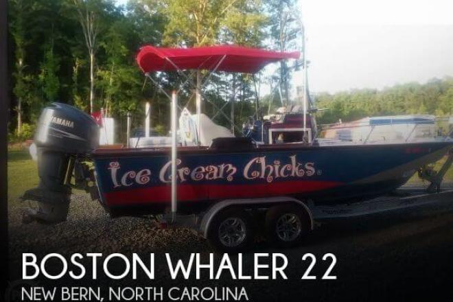 1989 Boston Whaler Outrage 22 - For Sale at New Bern, NC 28562 - ID 161034