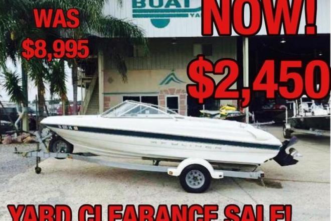 2000 Bayliner CAPRI 1750 - For Sale at Marrero, LA 70072 - ID 152828