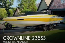 2013 Crownline 235SS