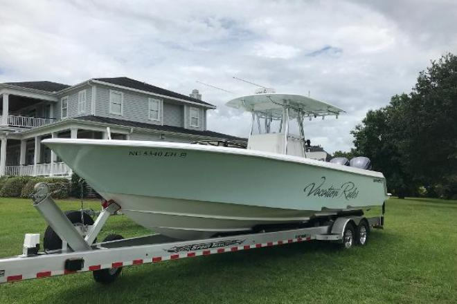 2018 Contender 32 ST - For Sale at Hampstead, NC 28443 - ID 161683